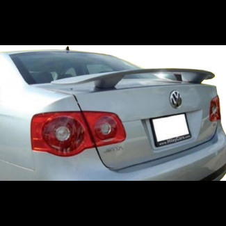 2006-2010 Volkswagen Jetta Tuner Style Rear Wing Spoiler
