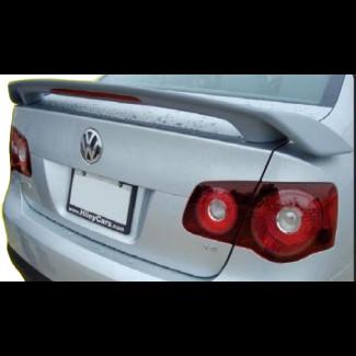 2006-2010 Volkswagen Jetta Euro Style Rear Wing Spoiler w/Light