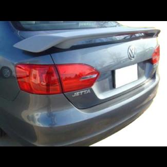 2011-2014 Volkswagen Jetta Euro Style Rear Wing Spoiler w/Light