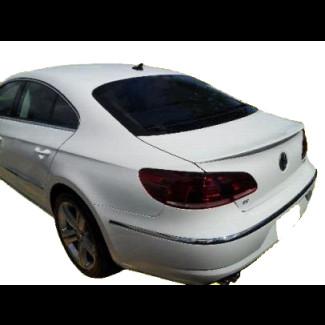 2009-2013 Volkswagen Passat CC Factory Style Rear Lip Spoiler
