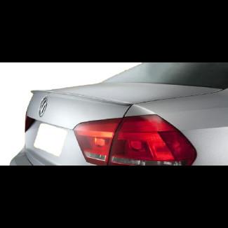 2012-2014 Volkswagen Passat Factory Style Rear Lip Spoiler