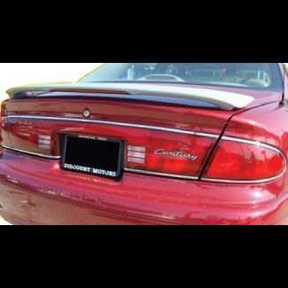 1997-2005 Buick Century Tuner Style Rear Wing Spoiler w/Light