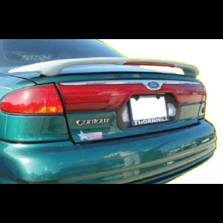1995-2000 Ford Contour Tuner Style Rear Wing Spoiler w/Light