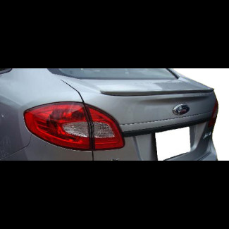 2011-2013 Ford Fiesta Sedan Factory Style Rear Lip Spoiler