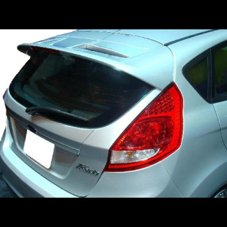 2011-2013 Ford Fiesta Factory Style Roof Spoiler
