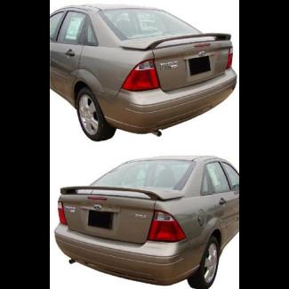 2005-2007 Ford Focus Sedan Factory Style Rear Wing Spoiler