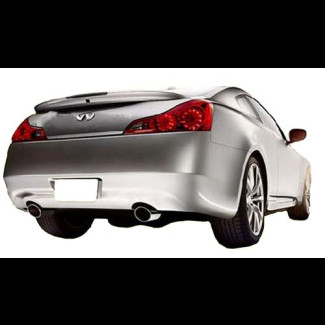 2008-2013 Infiniti G37 Coupe Factory Style Rear Lip Spoiler