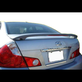 2000-2006 Nissan Sentra Tuner Style Rear Wing Spoiler w/Light