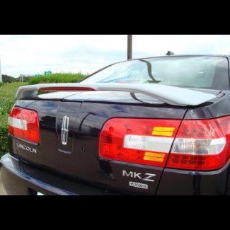 2006-2009 Lincoln Zephyr  MKZ Euro Style Rear Wing Spoiler w/Light
