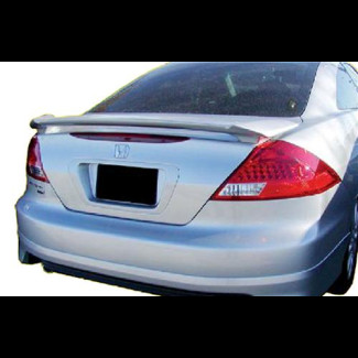 2006-2007 Honda Accord Coupe Factory Style Rear Wing Spoiler w/Light