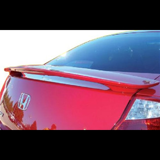2008-2012 Honda Accord Coupe Factory Style Rear Wing Spoiler w/Light