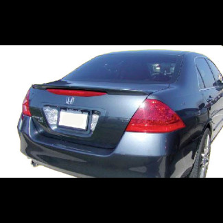 2006-2007 Honda Accord Sedan Factory Style Rear Lip Spoiler