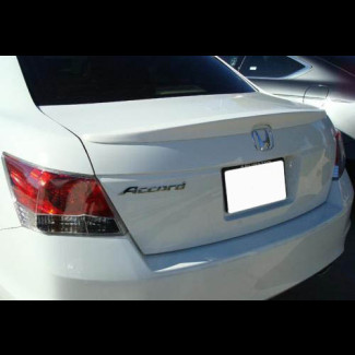 2008-2012 Honda Accord Sedan Factory Style Rear Lip Spoiler