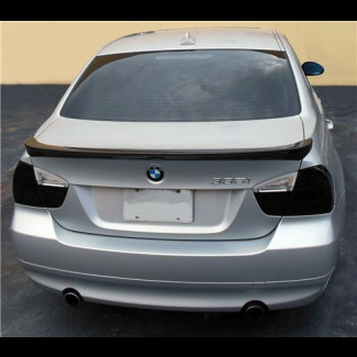 2005-2011 BMW 3-Series Sedan ACS Style Rear Lip Spoiler