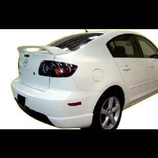 2003-2009 Mazda 3 Factory Style Rear Wing Spoiler