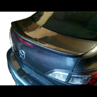 2010-2013 Mazda 3 Factory Style Rear Lip Spoiler