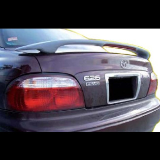 1998-2002 Mazda 626 Tuner Style Rear Wing Spoiler w/Light
