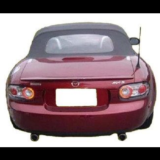 2006-2013 Mazda MX-5 Miata Factory Style Rear Lip Spoiler