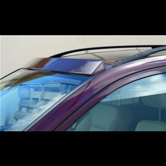 2006-2010 Mercedes ML W164 F1 L-Style Windshield Top Spoiler