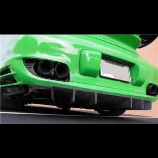 2006-2012 Porsche 911 / 997 Turbo Euro Sport Rear Diffuser