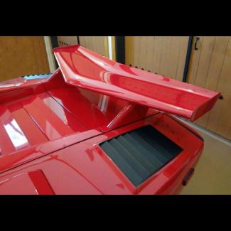 1974-1990 Lamborghini Countach Factory Style Rear Wing Spoiler