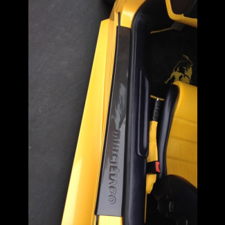 2001-2010 Lamborghini Murcielago Door Sill Covers