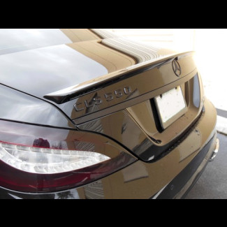 2011-2017 Mercedes Benz CLS AMG Style Rear Lip Spoiler