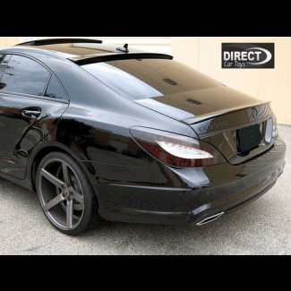 2011-2017 Mercedes Benz CLS OEM Style Rear Lip Spoiler