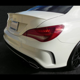 2014-2017 Mercedes CLA Factory Style Rear Lip Spoiler