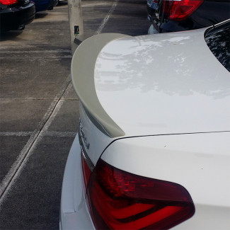 2009-2015 BMW 7-Series Aero Style Rear Lip Spoiler