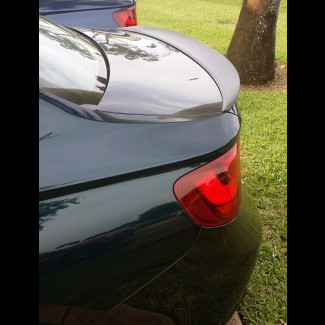 2014-2017 BMW 2-Series Coupe Euro Style Flush Mount Spoiler