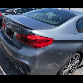 2017-2018 BMW 5 Series VS Style Rear Lip Spoiler
