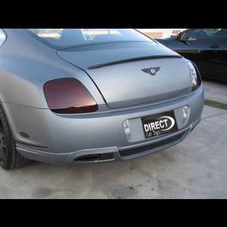 2005-2009 Bentley Continental GTC Euro Style Rear Bumper Skirt