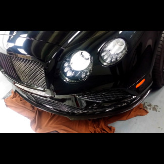 2016-2017 Bentley Continental GT Speed Plus Style Front Lip Spoiler