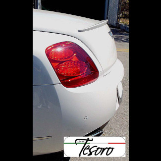 2012-2015 Bentley Continental GT Tesoro Style Rear Lip Spoiler