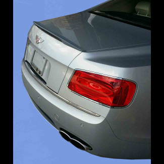 2014-2016 Bentley Flying Spur LT Style Rear Trunk Lip Wing Spoiler