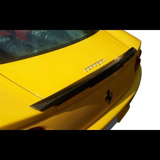 1999-2005 Ferrari 360 Modena Euro Style Rear Lip Spoiler