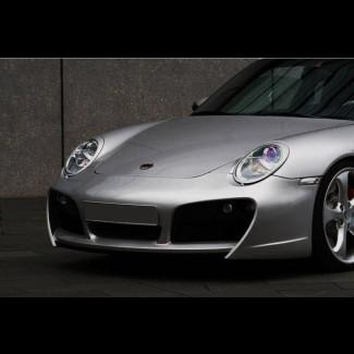 2005-2011 Porsche 911 / 997 GT Street V3 Front Bumper w/ Front Lip
