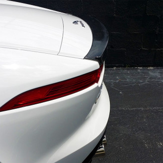 2014-2016 Jaguar F-Type Convertible Tesoro Rear Trunk Lip Spoiler