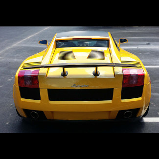 2003-2013 Lamborghini Gallardo SL Style Rear Wing Spoiler