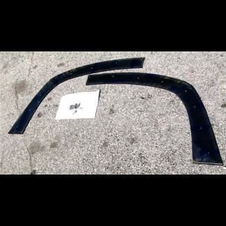 2001-2006 Murcielago Linea Tesoro 2pc Front Bumper Guards