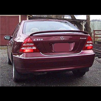 2001-2007 Mercedes C-Class Euro Style Rear Wing Spoiler