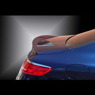 2014-2018 Mercedes S-Class Coupe Tesoro Style Rear Lip Spoiler