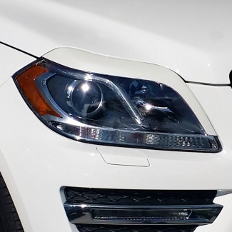2013-2016 Mercedes GL Euro Style Headlight Eyebrows