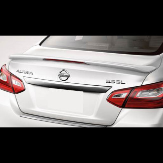 2016+ Altima Sedan Sport Style Rear Lip Spoiler w/Light
