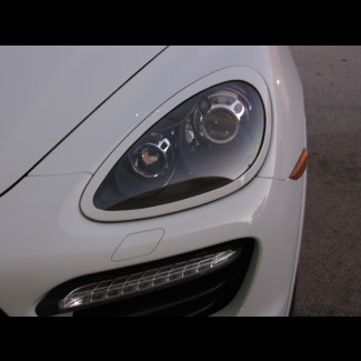 2011-2015 Porsche Cayenne Tuner Style Headlight Covers