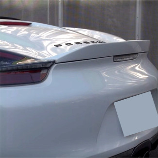 2013-2016 Porsche Boxster Ducktail Rear Wing Spoiler