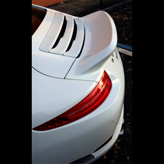 2012-2015 Porsche 911 / 991 DuckTail Style Rear Wing Spoiler