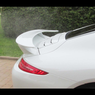 2012-2015 Porsche 911 / 991 Turbo Style 2pc Rear Wing Spoiler