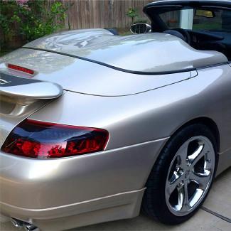 1997-2004 Porsche 911 / 996 Cabriolet Speedster Humps